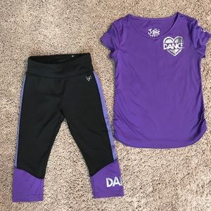"""""""Dance"""" outfit from justice"""